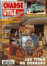 CHARGE UTILE N°042
