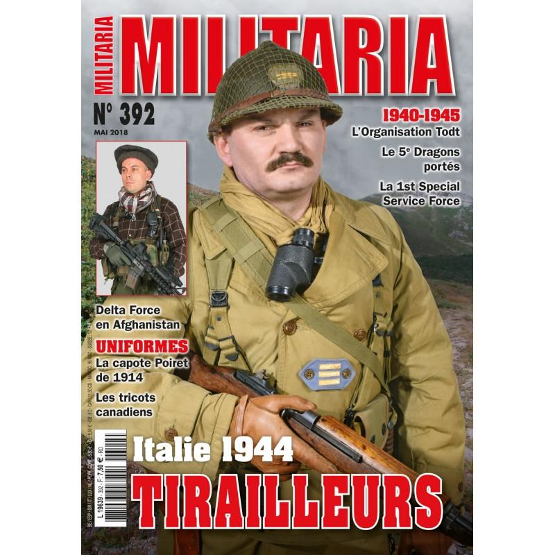 MILITARIA N°392