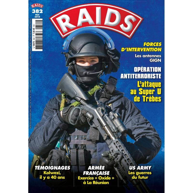 RAIDS N°382