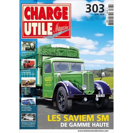 CHARGE UTILE N°303