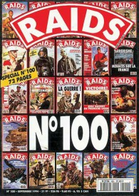 RAIDS N°100