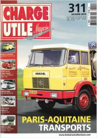 CHARGE UTILE N°311