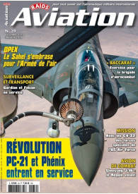 RAIDS AVIATION N°039