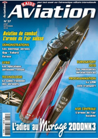 RAIDS AVIATION N°037