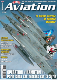 RAIDS AVIATION N°036