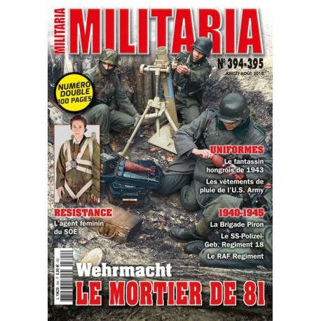 MILITARIA N°394-395