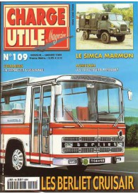 CHARGE UTILE N°109