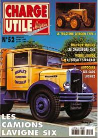 CHARGE UTILE N°052