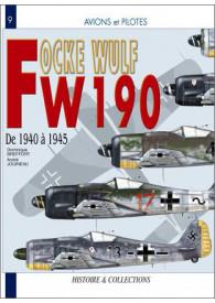 FOCKE WULF FW-190 DE 1940 A...