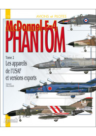 PHANTOM MCDONNEL F-4 TOME 2