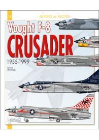 VOUGHT F-8 CRUSADER 1955-1999
