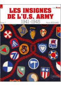 LES INSIGNES DE L'US ARMY