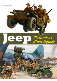 JEEP, ILLUSTRATIONS D'UNE...
