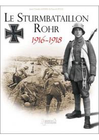 STURMBATAILLON ROHR 1916-1918
