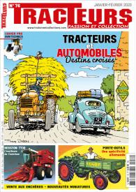 TRACTEURS N°076