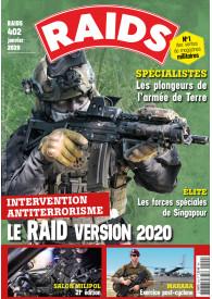 RAIDS N°402