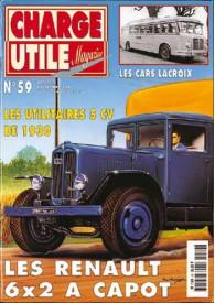 CHARGE UTILE N°059