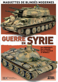 GUERRE EN SYRIE, MAQUETTES...