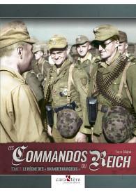 LES COMMANDOS DU REICH -...