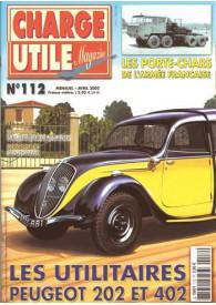 CHARGE UTILE N°112
