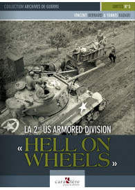 LA 2nd US ARMORED DIVISION...