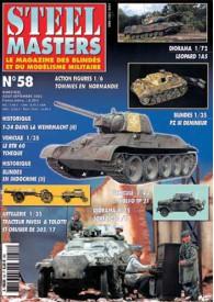 STEELMASTERS N°058