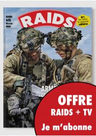 OFFRE RAIDS PAPIER + Raids.TV