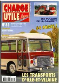CHARGE UTILE N°083