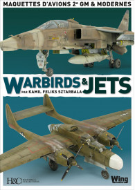 WARBIRDS & JETS, MAQUETTES...