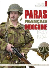 PARAS FRANCAIS EN INDOCHINE...