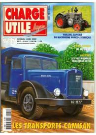 CHARGE UTILE N°087