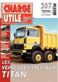 CHARGE UTILE N°207