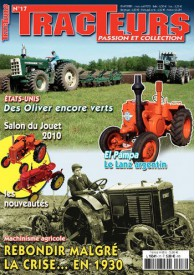 TRACTEURS PASSION & COLLECTION N°017