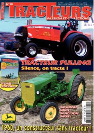 TRACTEURS PASSION & COLLECTION N°018