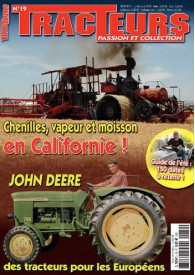 TRACTEURS PASSION & COLLECTION N°019