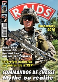 RAIDS N°291