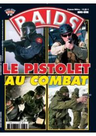 RAIDS H.S. N°037 LE PISTOLET AU COMBAT