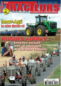 TRACTEURS PASSION & COLLECTION N°021