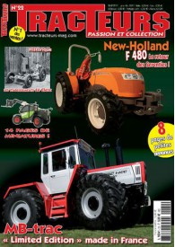 TRACTEURS PASSION & COLLECTION N°022