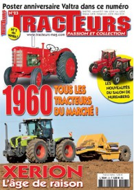 TRACTEURS PASSION & COLLECTION N°023