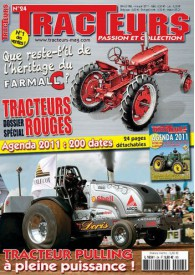TRACTEURS PASSION & COLLECTION N°024