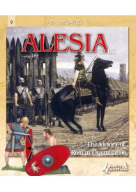 ALESIA, THE VICTORY OF ROMAN ORGANIZATION