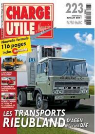 CHARGE UTILE N°223