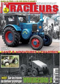 TRACTEURS PASSION & COLLECTION N°025