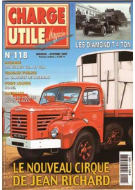 CHARGE UTILE N°118