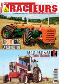 TRACTEURS PASSION & COLLECTION N°026