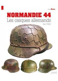 CASQUES ALLEMANDS NORMANDIE