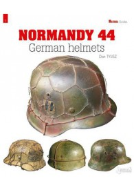 GERMAN HELMETS NORMANDY