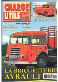 CHARGE UTILE N°119