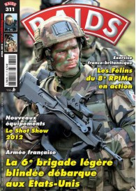 RAIDS N°311